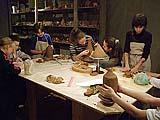 Детская керамическая мастерская в СММ