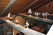 Выставка построенных кораблей